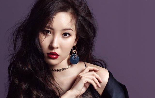 """Hành trình từ cô gái mờ nhạt đến """"nữ hoàng quyến rũ"""" của Sunmi"""