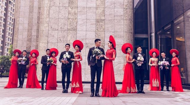 Áo cưới Tommy Nguyễn: Sự lựa chọn hoàn hảo cho các cặp đôi uyên ương