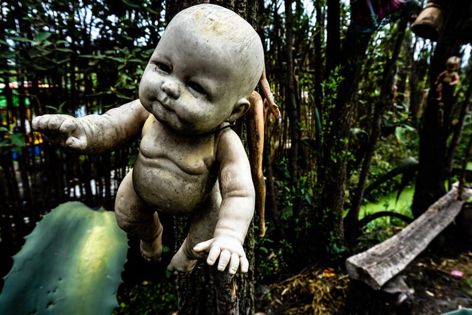 10 địa điểm rùng rợn, thách thức du khách mùa Halloween