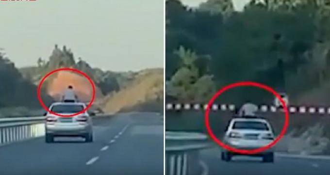 Nhô người qua cửa sổ trời ô tô, cậu bé tử vong vì đập vào barrier