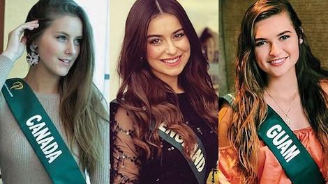 Ba thí sinh tố bị quấy rối tình dục làm giảm uy tín Hoa hậu Trái đất