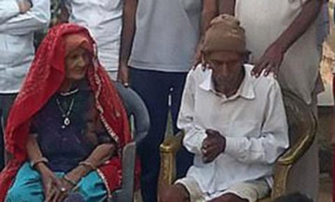 Cụ ông 95 sống lại khi người thân chuẩn bị đám tang