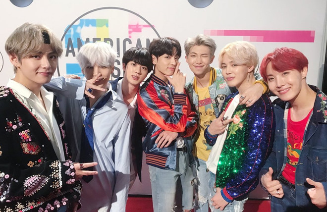 Những kỷ lục BTS thiết lập trên thị trường âm nhạc thế giới
