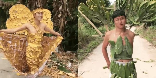 Thiên thần thôn quê sải bước trong show Victoria's Secret