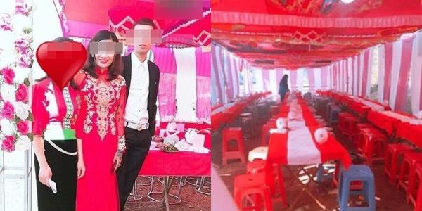 Cô dâu sinh năm 1999 lấy toàn bộ tiền bỏ trốn ngay trong ngày cưới
