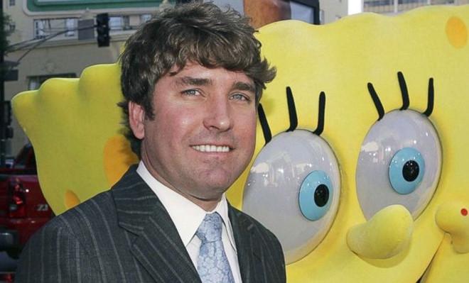 """Cha đẻ của phim hoạt hình """"SpongeBob Squarepants"""" qua đời ở tuổi 57"""