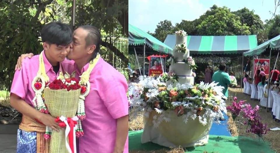 Phi công trẻ 21 tuổi cưới người đàn ông 52 tuổi sau 4 năm yêu đương