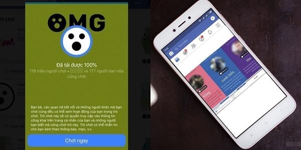 Sử dụng trò chơi trên Facebook, người phụ nữ bị trừ gần 2 triệu đồng