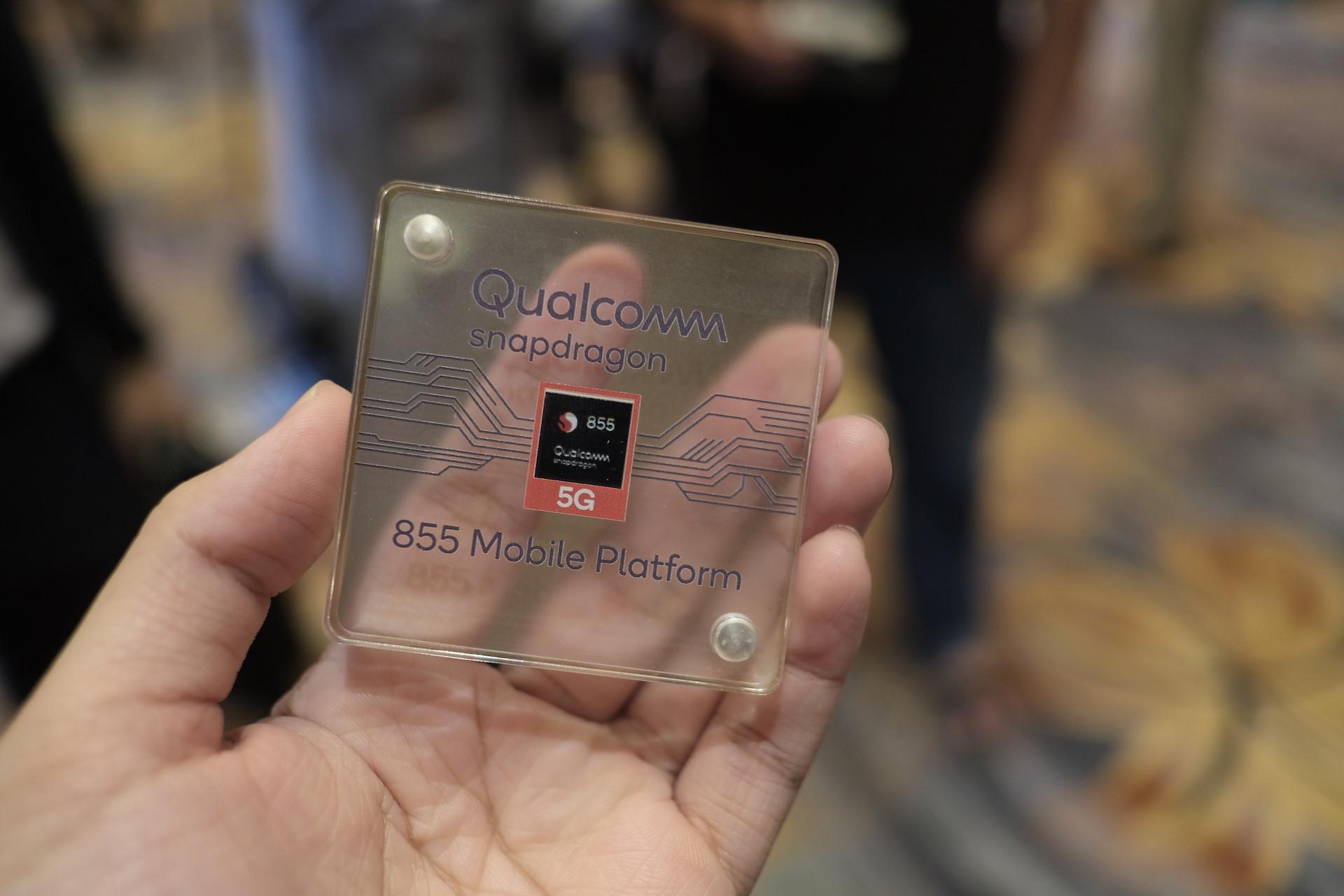 Snapdragon 855 ra mắt - sẽ có smartphone 5G đầu 2019