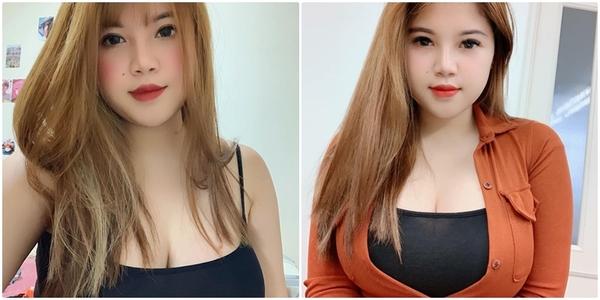 Vòng 1 của hot girl ngực khủng sau khi sang Nhật lại to bất thường?