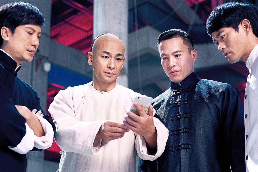 """""""Huyền thoại Kung Fu"""": Kịch bản và hành động nghèo nàn"""