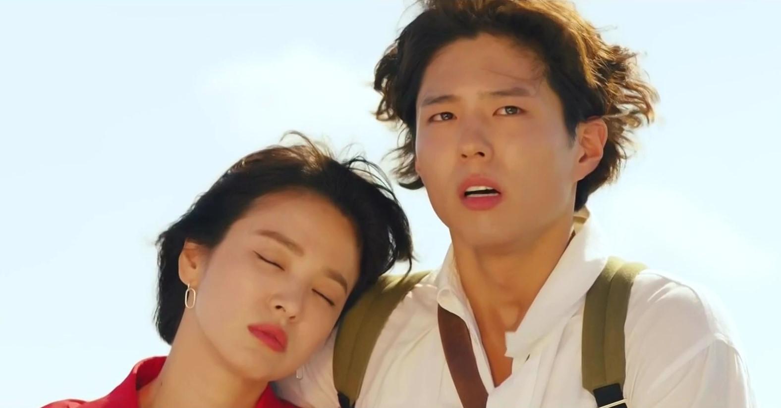 """Song Hye Kyo không cứu nổi kịch bản đầy sạn của """"Encounter"""""""