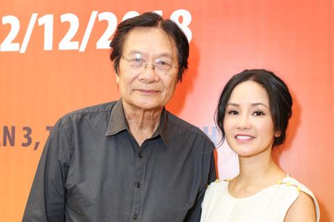 Nhạc sĩ Dương Thụ làm live concert cuối cùng ở tuổi 76