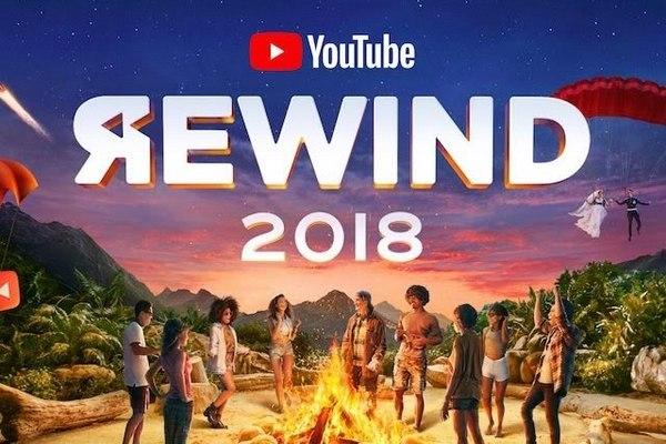 YouTube Rewind 2018 trở thành video nhiều dislike nhất