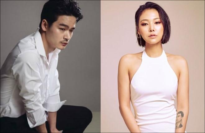 """Tài tử """"Train To Busan"""" hẹn hò nữ rapper nổi tiếng"""