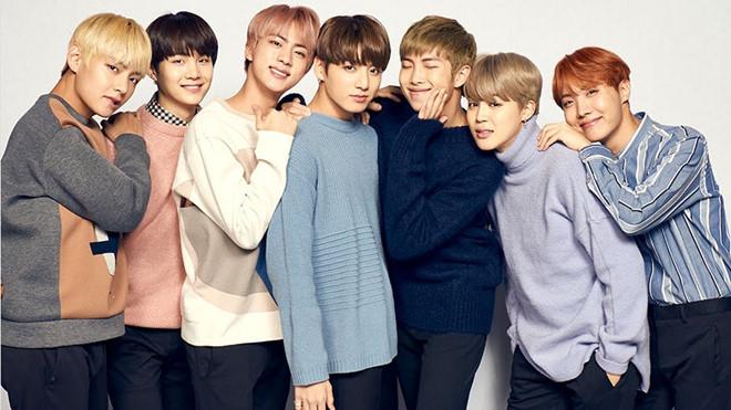 BTS giúp kinh tế Hàn Quốc thu về 3,6 tỷ USD