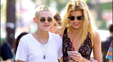 Kristen Stewart có tình mới sau chia tay thiên thần Victoria's Secret