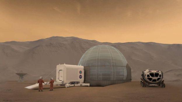 """Cựu phi hành gia Mỹ: """"Đưa người đến sao Hỏa là ngu ngốc"""""""