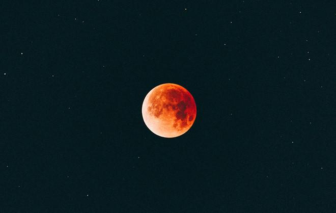 Siêu trăng máu sẽ xuất hiện đầu năm 2019