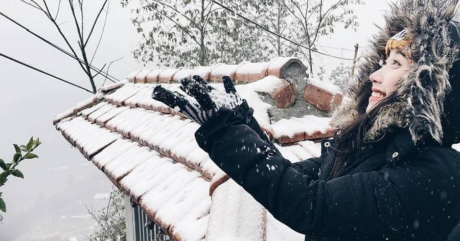 """Đến Sa Pa tìm tuyết, không quên """"sống ảo"""" 8 địa điểm tuyệt đẹp này"""
