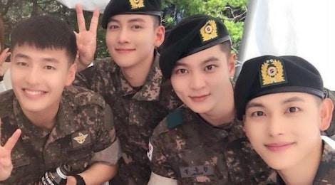 7 tài tử Hàn sẽ trở lại màn ảnh sau khi xuất ngũ vào năm 2019