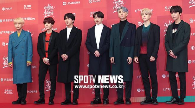 BTS lấy lại vị thế, chiến thắng hạng mục lớn tại Grammy Hàn Quốc