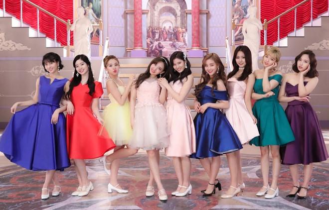 """Twice là nhóm nữ duy nhất thắng giải album của """"Grammy Hàn Quốc"""""""