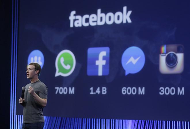 Facebook lên tiếng 'kêu oan' về trào lưu đăng ảnh 10 năm
