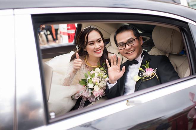 Lễ cưới lãng mạn của NSND Trung Hiếu và cô dâu 9X ở Sơn La