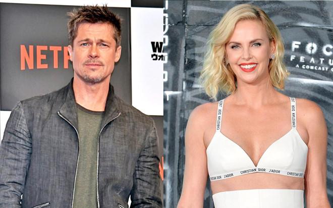 Báo Anh đưa tin Brad Pitt hẹn hò mỹ nhân 'Fast & Furious 8'
