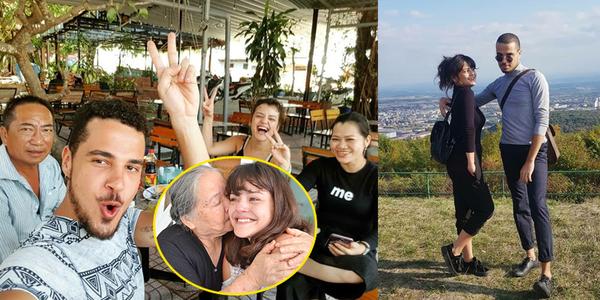Cô gái Việt - Pháp cảm ơn người anh đã giúp cô tìm lại cha