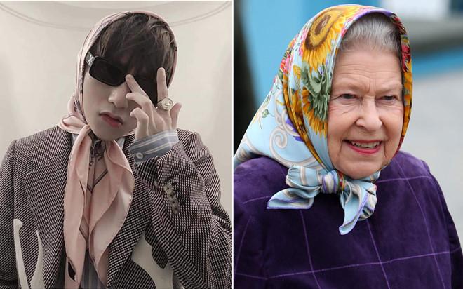 Sơn Tùng M-TP gây tranh cãi khi diện style bà ngoại