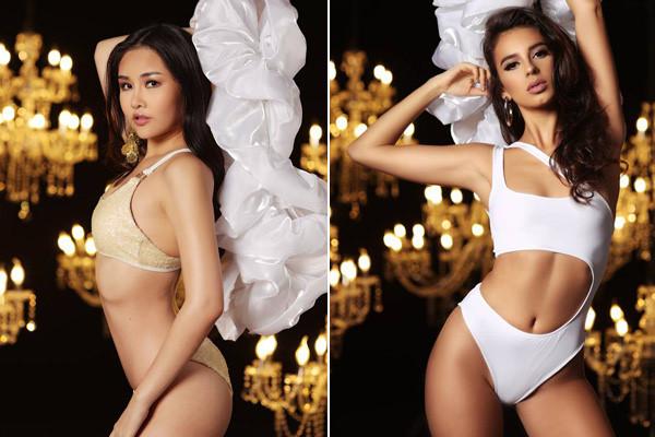Lê Âu Ngân Anh vào thẳng Top 6 Hoa hậu Liên lục địa