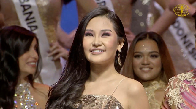 Lê Âu Ngân Anh từ hoa hậu thị phi đến á hậu 4 Miss Intercontinental