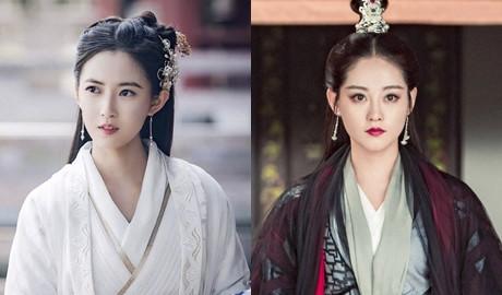 """Hai nữ chính 9X và dàn diễn viên xinh đẹp của """"Tân Ỷ Thiên Đồ Long ký"""""""