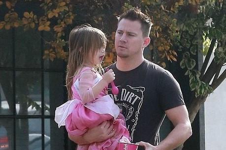 Channing Tatum tiết lộ về cuộc sống ông bố đơn thân sau ly hôn
