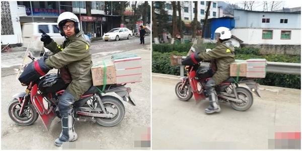 Người con hiếu thảo chở tro cốt cha vượt 4.000 km về quê ăn Tết