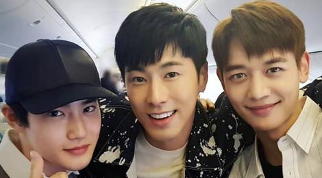 Những nhóm bạn thân quyền lực trong làng giải trí Hàn