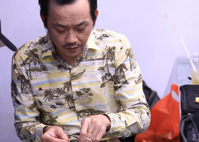 Hoài Linh, Trường Giang bận rộn chuẩn bị quay chương trình Tết