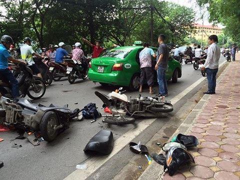 112 người tử vong do tai nạn giao thông trong 6 ngày nghỉ Tết