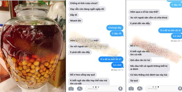 Nam thanh niên uống say đấm bố vợ tím mắt ngày mùng 1