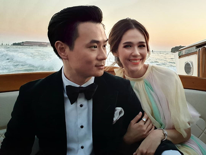 Biểu tượng gợi cảm Thái Lan và cuộc sống trong mơ với chồng tỷ phú