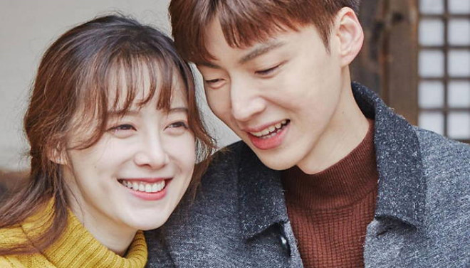 Cặp đôi phim giả - tình thật có cái kết hạnh phúc