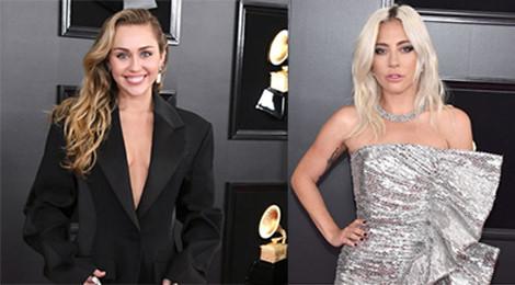 BTS, Miley Cyrus, Lady Gaga và dàn sao đình đám đổ bộ thảm đỏ Grammy
