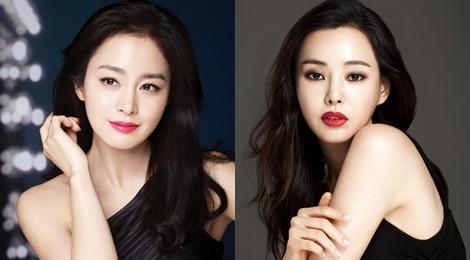 Hoa hậu đẹp nhất Hàn Quốc Honey Lee kể về Kim Tae Hee thời đi học