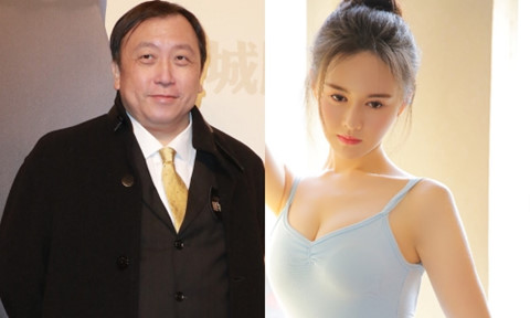 Đạo diễn 64 tuổi Vương Tinh bị bắt gặp qua đêm với nữ diễn viên trẻ