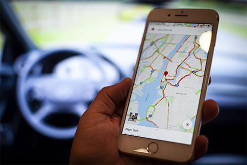 Tài xế xe tải suýt chết vì tin Google Maps