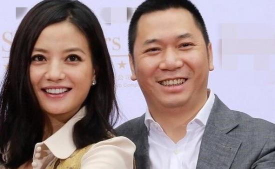 Triệu Vy và chồng tỷ phú bị đồn đã ly thân