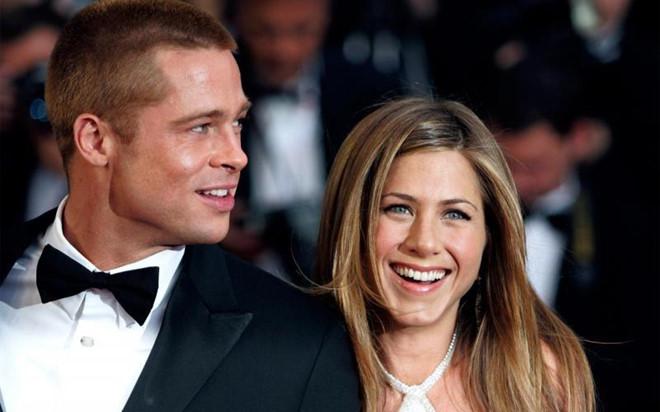 Brad Pitt và Jennifer Aniston đã hàn gắn quan hệ nhiều năm nay