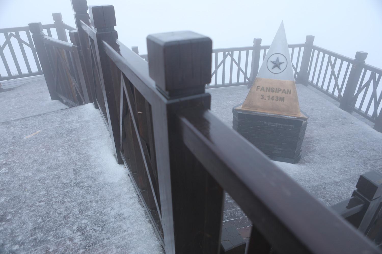 Sa Pa bất ngờ có tuyết rơi giữa tháng 2?